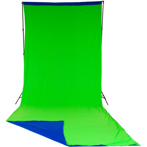 Lastolite 10x24' Blue/Green Chromakey Background