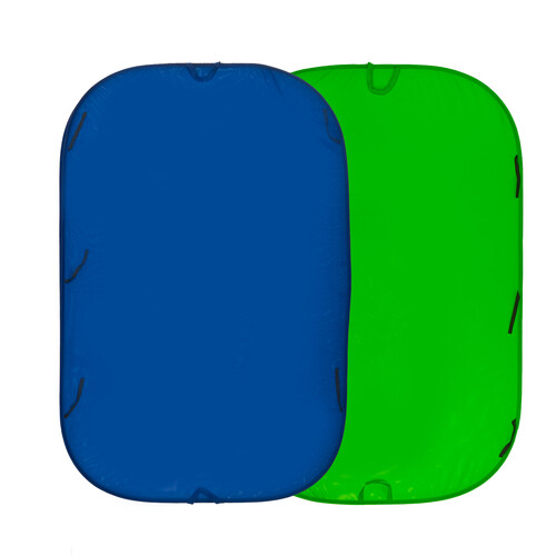Lastolite 6x7' Blue/Green Chromakey Collapsible Background