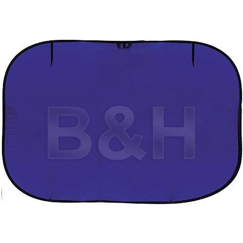 Lastolite 6x7' Blue Chromakey Collapsible Background