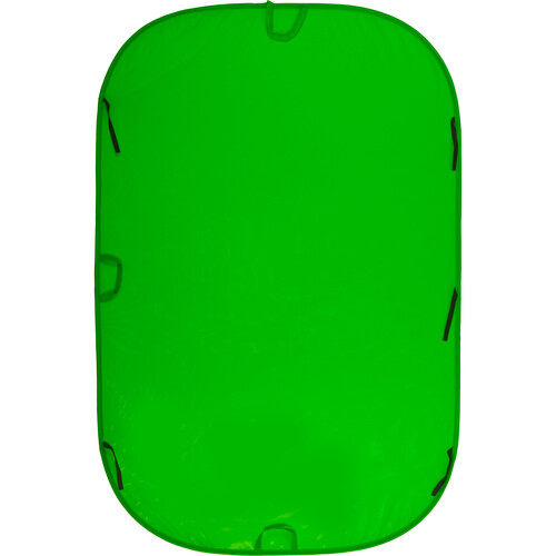 Lastolite 6x9' Chromakey Green Collapsible Background