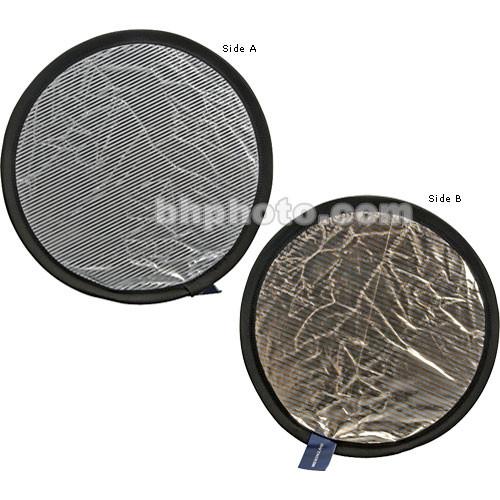 "Lastolite 12"" Reflector - Sunlite/Soft Silver"