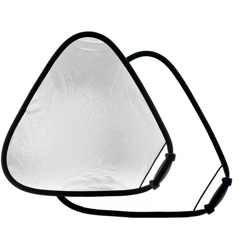 "Lastolite TriGrip Reflector, Silver/White - 30"" (75cm)"