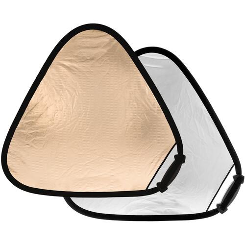 """Lastolite TriGrip Reflector, Sunfire/Silver - 30"""" (75cm)"""