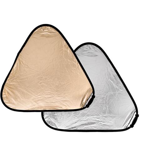 """Lastolite TriGrip Reflector, Sunfire/Silver - 48"""" (1.2m)"""