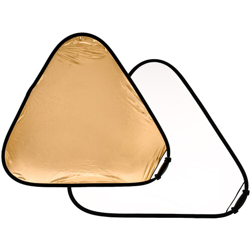 "Lastolite TriGrip Reflector, Gold/White - 48"" (1.2m)"