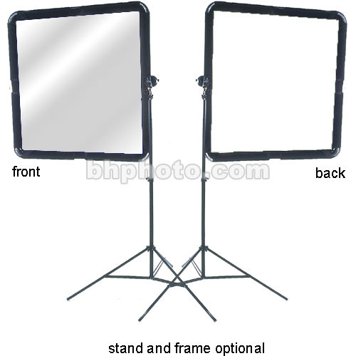 "Lastolite Silver/White Fabric for Skylite Frame - 42 x 42"""