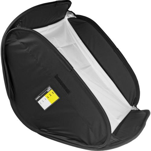 "Lastolite Hot Shoe Ezybox Softbox Kit w/o Plate 30 x 30"" (76 x 76cm)"