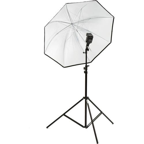 "Lastolite TriFlash Kit 32"" (80cm) Umbrella & Stand"