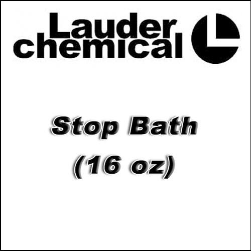 Lauder Stop Bath (16 oz)