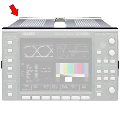 Leader LR2427B-U Waveform Monitor Cabinet