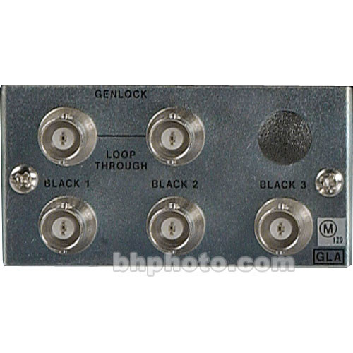 Leader LT-443D-GLA Genlock Module - for LT-443