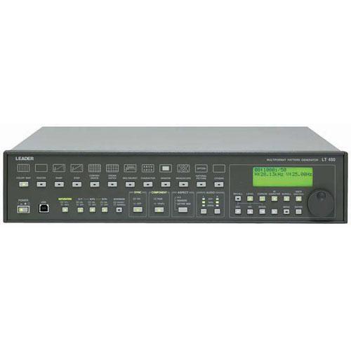 Leader LT-450 Multiformat Pattern Generator