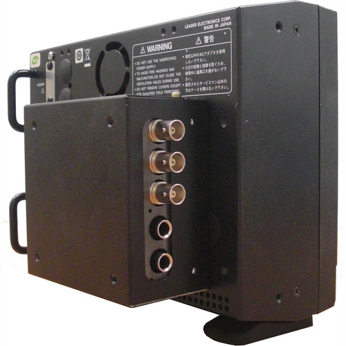 Leader Analog Video Input Option for LV5330