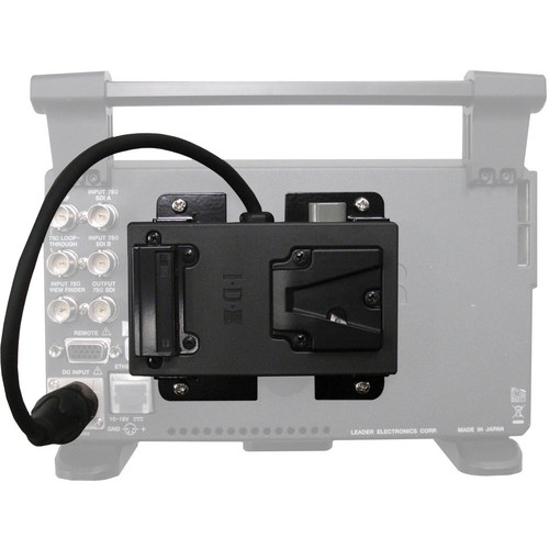 Leader IDX Battery Mount for L5330