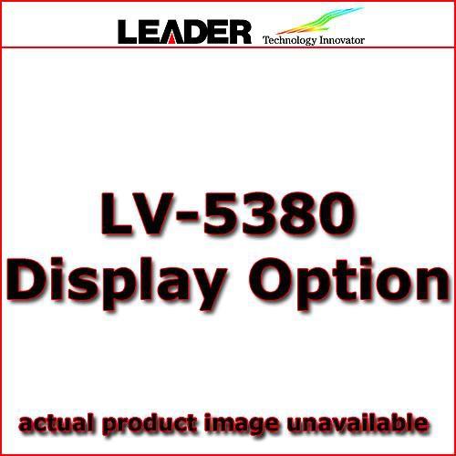 Leader OP70 Cinelite II LV5380