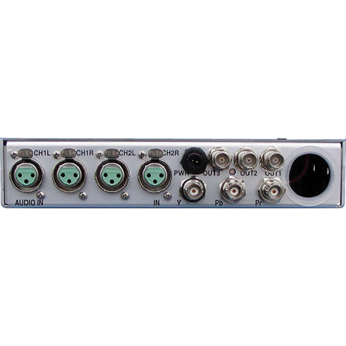 Leader LV7330-AD A/D Converter & Audio Embedder