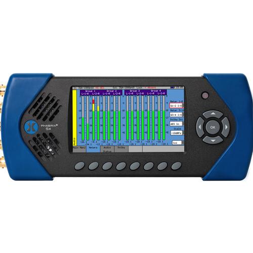 PHABRIX SxA 3 in 1 Generator/Analyzer/Monitor