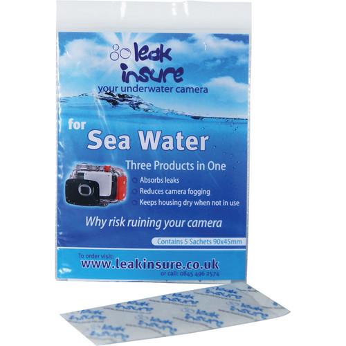 Leak Insure Protective Absorbent Sachets for Underwater Housings (5 Sachets)