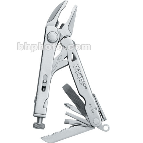 Leatherman Crunch Tool with Nylon Case
