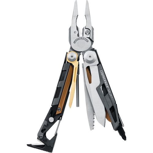 Leatherman MUT Multi-Tool with Black MOLLE Sheath (Stainless)