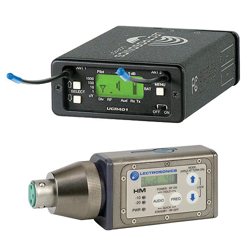Lectrosonics 400 Series - Plug-in Transmitter System (Frequency Block 23)