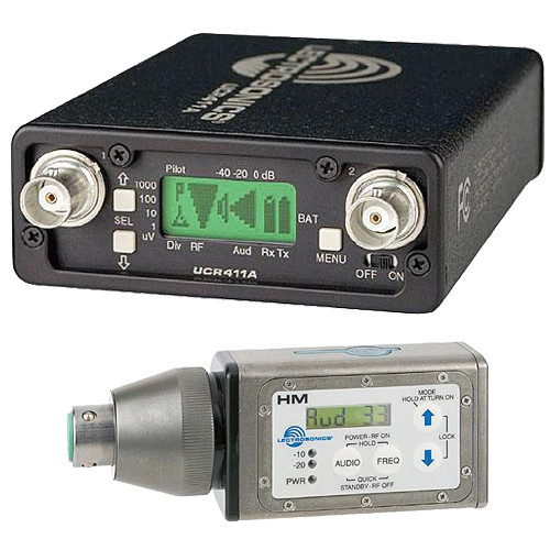 Lectrosonics 400 Series - Portable Wireless Microphone System (No Mic) (Frequency Block 19)