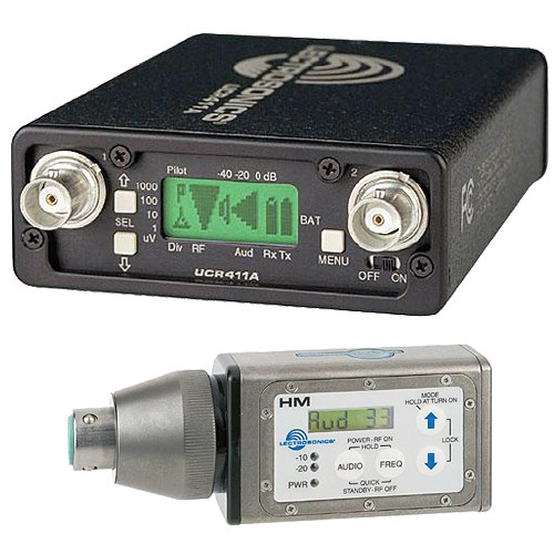 Lectrosonics 400 Series - Portable Wireless Microphone System (No Mic) (Frequency Block 20)