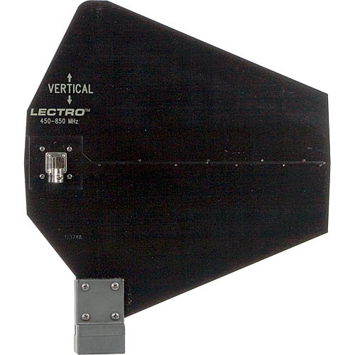 Lectrosonics ALP500 LPDA Shark Fin Style Antenna for Fixed Indoor Installation