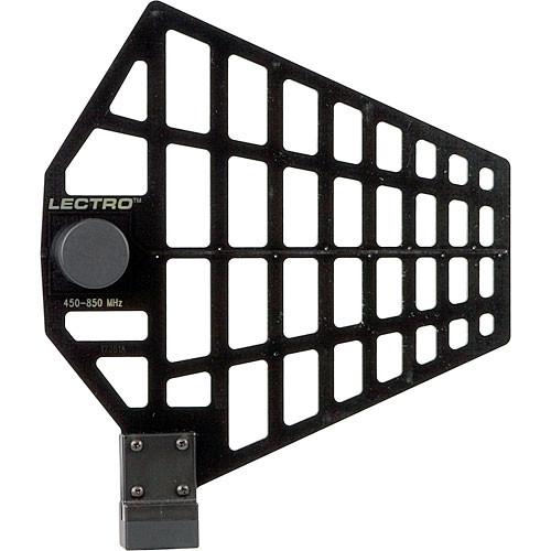 Lectrosonics ALP620 Perforated LPDA Shark Fin Style Antenna