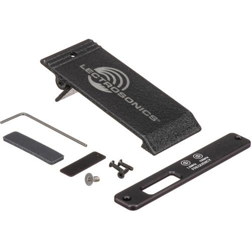 Lectrosonics BEZELKITR1A Bezel/Belt Clip Kit for IFB R1A Receiver