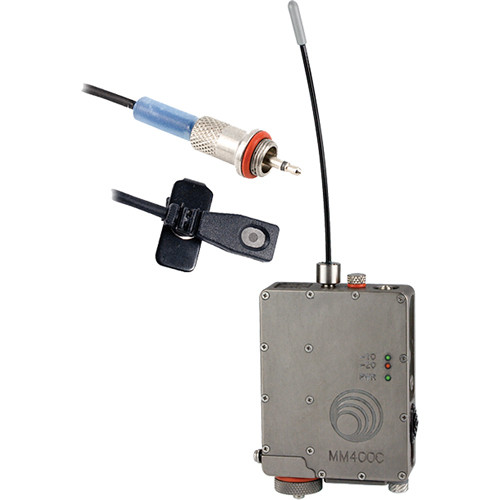 Lectrosonics MM400C UHF Body-Pack Transmitter