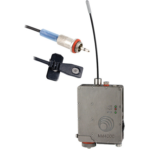 Lectrosonics MM400C UHF Body-Pack Transmitter