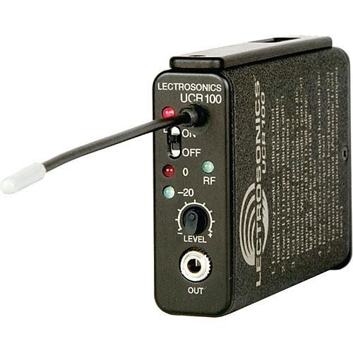 Lectrosonics UCR100-22 100 Series UHF Portable Receiver (Frequency Block 22)