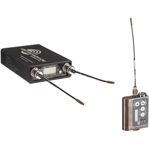 Lectrosonics UCR411a Wireless Lavalier Microphone System Kit with No Mic (Block 21: 537 to 563 MHz)