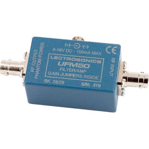 Lectrosonics UFM50 - UHF Filter / Amplifier