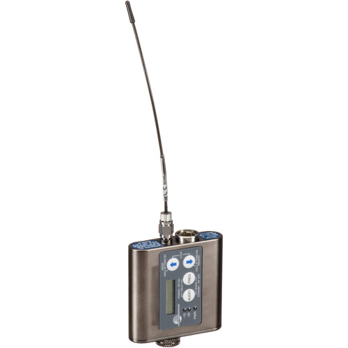 Lectrosonics SMQV Super Miniature Wireless Microphone Transmitter (Freq Block 19)