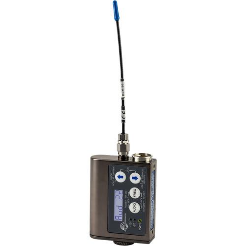 Lectrosonics SMV Super Miniature Wireless Microphone Transmitter (Freq Block 24)