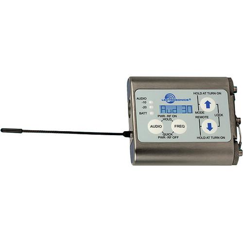 Lectrosonics WM Watertight Wireless Microphone Transmitter with M152/WP Lavalier Mic (Freq Block 19)