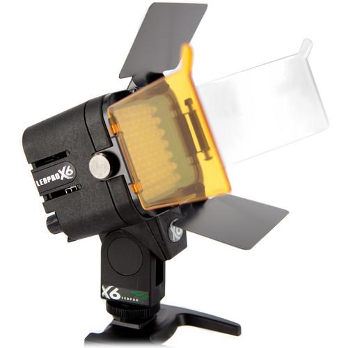 Ledpro X6 On-camera LED Light