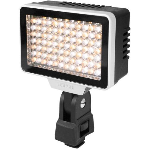 Ledpro Z6 Tunable Bi-Color On-Camera LED Light