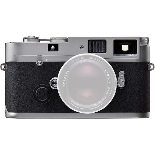 Leica MP .72 35mm Rangefinder Manual Focus Camera Body - Silver