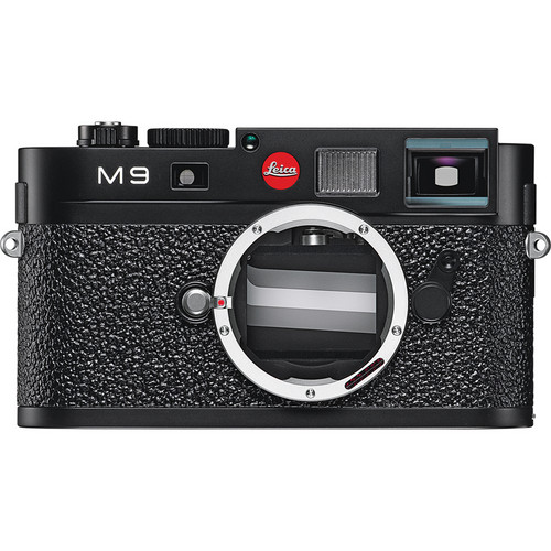 Leica M9 Rangefinder Digital Camera Body (Black)