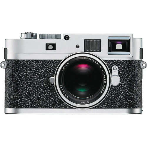 Leica M9-P Digital Camera Body (Silver Chrome)