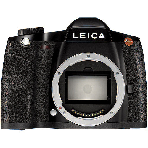 Leica S2-P SLR Digital Camera (Body Only)
