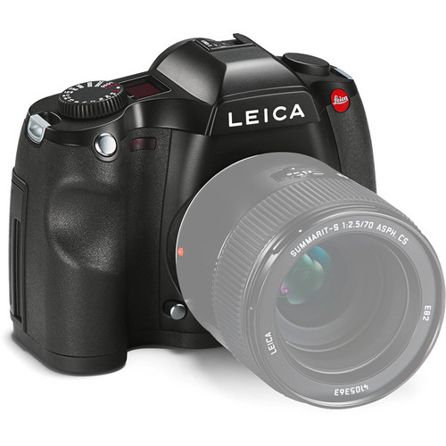 Leica S (Typ 006) Medium Format DSLR Camera (Body Only)