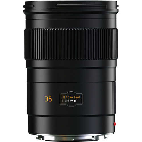 Leica Summarit-S 35mm f/2.5 ASPH CS Lens