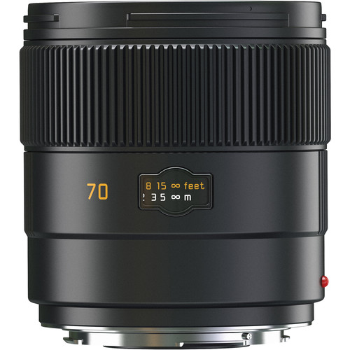 Leica Summarit-S 70mm f/2.5 ASPH CS Lens