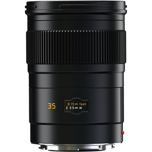 Leica Summarit-S 35mm f/2.5 ASPH  Lens