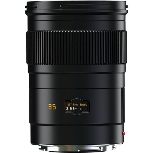 Leica Summarit-S 35mm f/2.5 ASPH  Lens