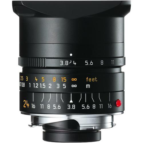 Leica Elmar-M 24mm f/3.8 ASPH. Lens